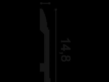 Listwa przypodłogowa SX104