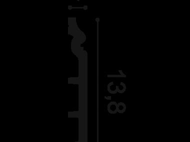 Listwa przypodłogowa SX118