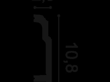 Listwa przypodłogowa SX155