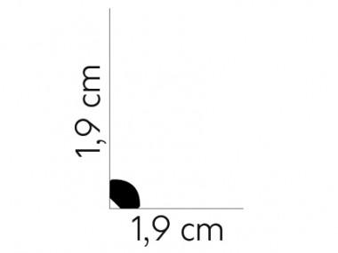 Ćwierćwałek MD235