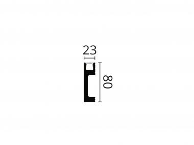 Listwa przypodłogowa IL10