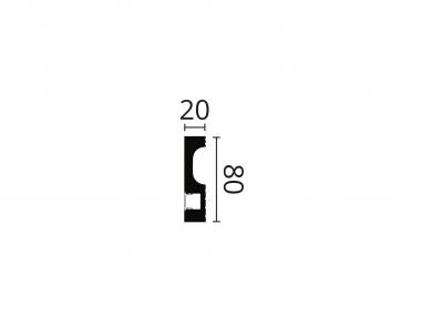 Listwa przypodłogowa IL11