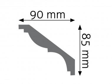 Listwa Sufitowa LGG-08