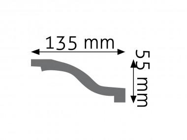 Listwa Sufitowa LGG-10