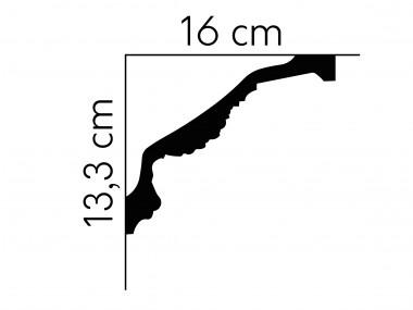 Listwa sufitowa MDA138