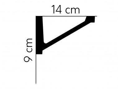 Listwa Sufitowa MDB131