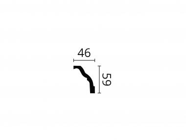 Listwa sufitowa Z18 flex