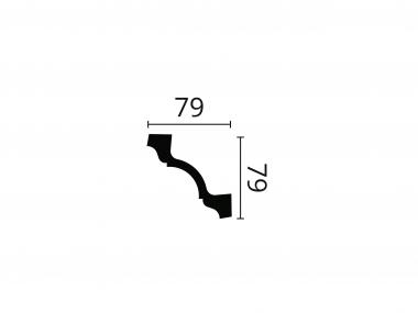 Listwa sufitowa Z19 flex